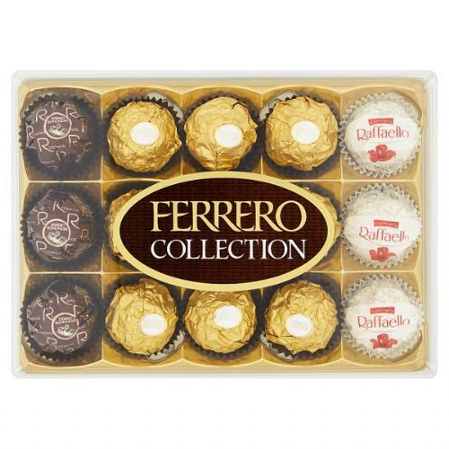 Ferrero Collection Box of Chocolate 15 Pieces (172g) (UK)